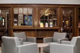 mcauliffe library